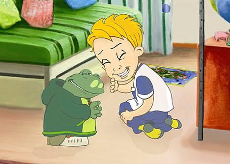 Poika ja sammakko – ja Neuvostoliitto
