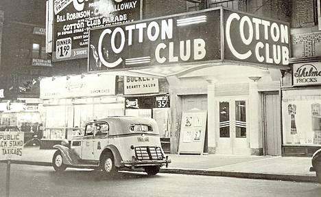 Harlemissa vaikuttivat muun muassa jazzlegendat Duke Ellington ja Charlie Parker.