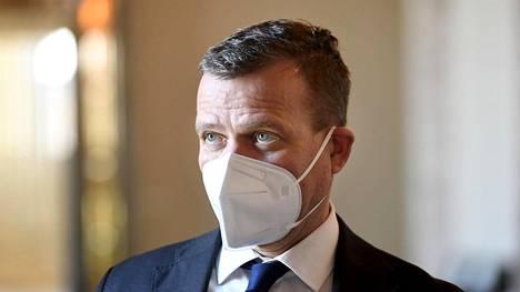 Kokoomuksen puheenjohtaja Petteri Orpo on EU:ssa nyt paljon vartijana.