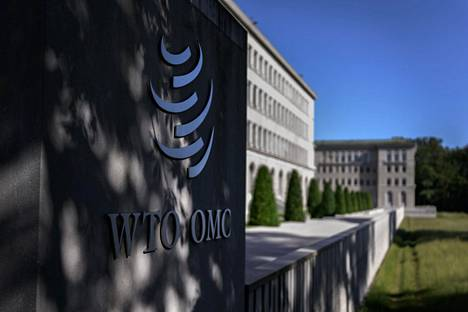 WTO:n päämaja sijaitsee Sveitsin Genevessä.