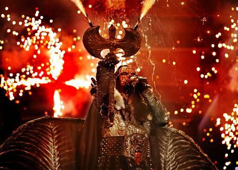 Lordi-yhtye nousi koko kansan tietoisuuteen vuonna 2006 Euroviisuvoiton myötä.