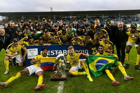 Kuopion Palloseuran on tarkoitus päästä hallitsevana mestarina pelaamaan Mestarien liigan karsinnoissa. UEFA tekee päätöksiä tulevan kauden europeleistä 17. kesäkuuta.
