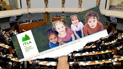 Itla on lapsiin ja nuoriin liittyviä hankkeita edistävä säätiö.