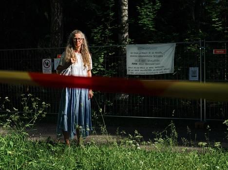 Kirsi Eräkankaan mukaan uudessa hallihankkeessa kestäisi vähintään viisi vuotta, ennen kuin hanke olisi samassa pisteessä kuin nykyinen.