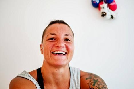 Elina Gustafsson.