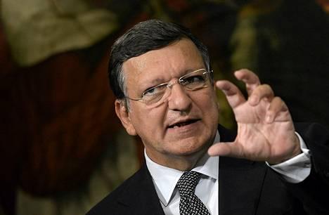 EU-komission puheenjohtajan Jose Manuel Barroson odotetaan tänään kertovan, kuinka laajasti pankkeja pitäisi valvoa.