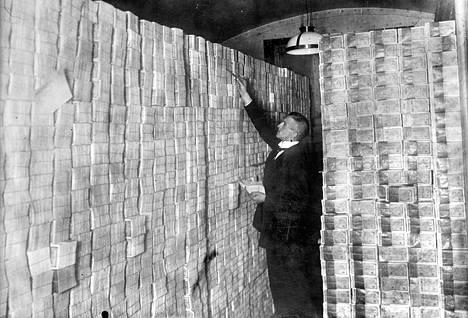 Saksan Hyperinflaatio