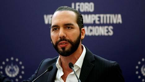 El Salvadorin presidentti Nayib Bukelen mukaan El Salvadorin huonot olot johtivat Óscar Ramírezin ja tämän tyttären kuolemaan.