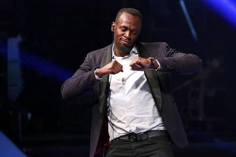 Usain Bolt täytti 34 vuotta 21. elokuuta.