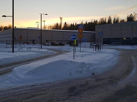 Myyrmäen Jäähalli