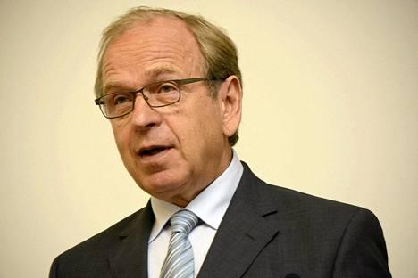 Erkki Liikasen mukaan on tärkeää, että EU:n pakotetoimet koskettavat tasapuolisesti kaikkia jäsenmaita.