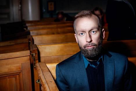 Heinz-Juhani Hofmannin Ihmissydän-monologiooppera vaatii katsojaltaan paljon.