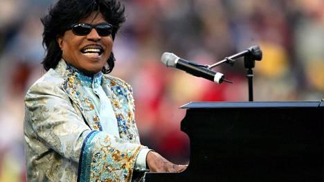 Little Richard esiintyi Memphisissä 2004.