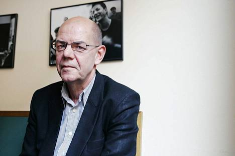 Leif Salmén kuvattuna vuonna 2013.