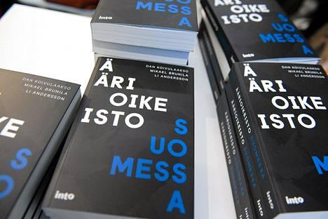 Äärioikeisto Suomessa -kirja julkistettiin viime vuoden lopussa.