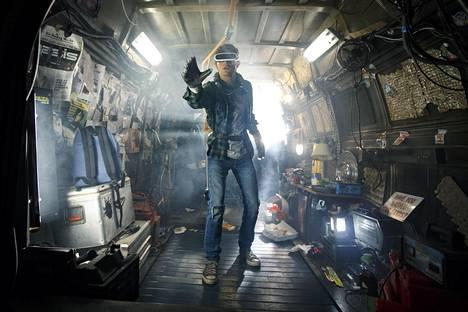 Steven Spielbergin Ready Player One -elokuva käsittelee 2040-lukua ja virtuaalitodellisuuden kasvavaa merkitystä.