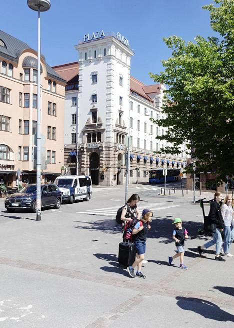 Maran Timo Lapin mukaan kotimaanmatkailu ei riitä paikkaamaan ulkomaalaisten matkailijoiden jättämää aukkoa.