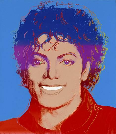 Andy Warholin Time-lehteä varten tekemät Jacksonin muotokuvat ilmestyivät kaksi vuotta Thriller-albumin ilmestymisen jälkeen, vuonna 1984, lehden kannessa.