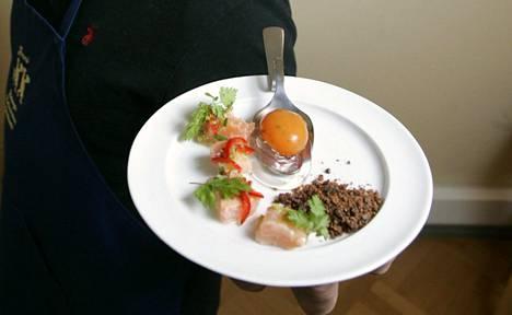 Uudessa laihdutusmenetelmässä saa syödä mitä vaan.