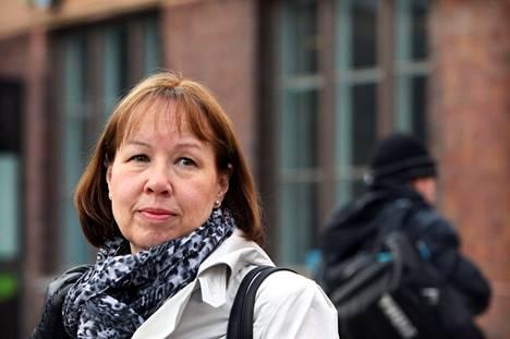Alavuden kaupunginjohtaja Liisa Heinämäki.
