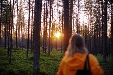 Puutkin on inhimillistetty tietokirjallisuuden merkeissä.