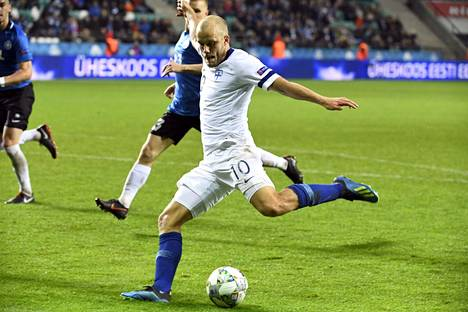 In October 2018, Finland won the Estonian League of Nations match in Tallinn 1-0.