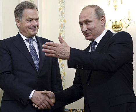 Sauli Niinistö ja Vladimir Putin tapasivat viimeksi Moskovassa kesäkuussa 2015.