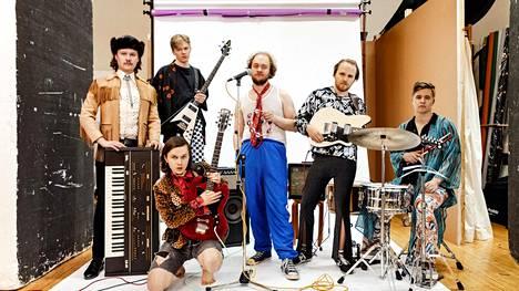 Tiisu-yhtye nousi pinnalle 2010-luvun puolivälissä ja on viettänyt pari viime vuotta hiljaiseloa.