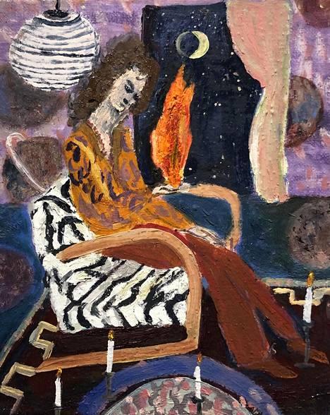 Eeva Peura: Planetarium.