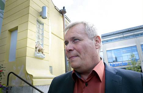 Valtiovarainministeri Antti Rinne.