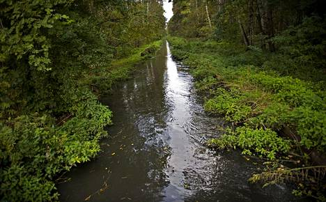 Kaliningradilaisten jätevedet ovat tähän saakka virranneet kanavaa pitkin Itämereen täysin puhdistamattomina.