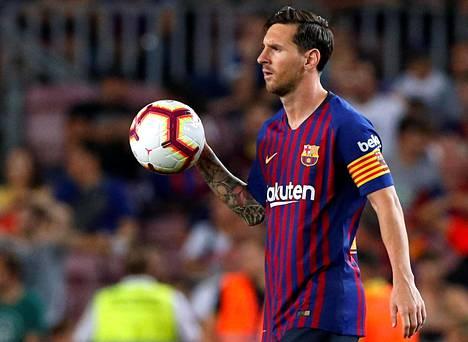 Lionel Messi on niin suuri tähti, että hän pystyisi houkuttelemaan stadionin täyteen Miamissa Floridassa.