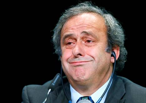 Michel Platini määrättiin vuonna 2015 kahdeksan vuoden toimintakieltoon jalkapallon parissa.