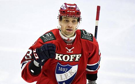 Sakari Salminen aloitti viime kauden Ässissä ja siirtyi tammikuussa Helsingin IFK:hon.