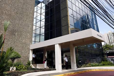 Panaman papereiden ytimessä on panamalainen lakiyritys Mossack Fonseca, jonka tilat sijaitsevat pääkaupunki Panamássa.