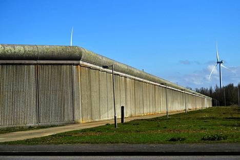 Leysdown-on-Seassa sijaitseva HMP Elmley on yksi Sheppeyn saaren vankiloista.