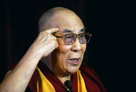 Tiibetin hengellinen johtaja, dalai-lama Tenzin Gyatso puhui Oxfordissa viime viikon maanantaina.