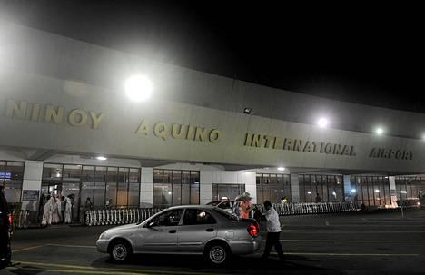 Manilan lentokenttä ei kerää kehuja.