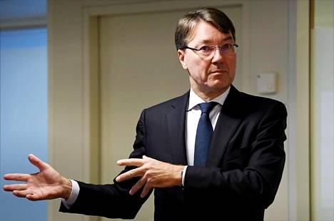 Solidiumin toimitusjohtaja Antti Mäkinen
