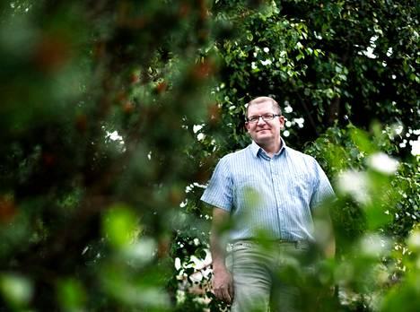 """""""Jos Suomi ja Eurooppa eivät muuta politiikkaansa, olemme matkalla kohti maakuoppaa"""", sanoo Metalliliiton puheenjohtaja Riku Aalto."""