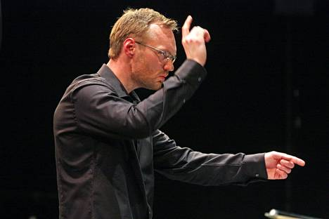 Kapellimestari József Hárs. Kuva vuodelta 2014.