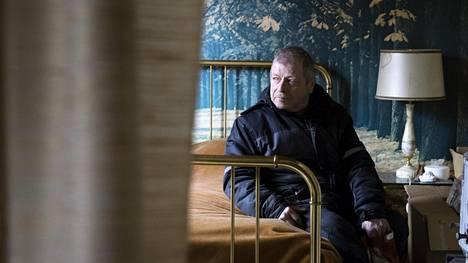 Kalle Reponen on asunut Isosaarella yli 60 vuotta.