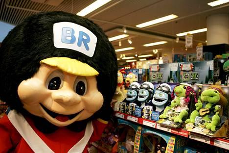 Tanskalainen BR-Lelut avasi myymälänsä Suomessa vuonna 2005.