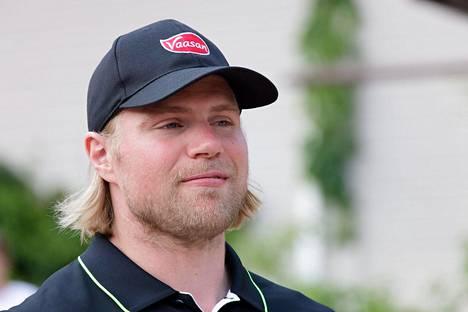Sean Bergenheimilla on tilillään 506 NHL-ottelua.