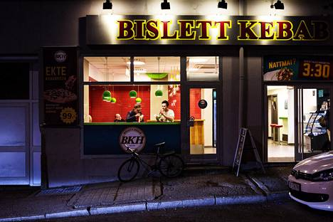 Bislett Kebab House on Skam-sarjasta tuttu.