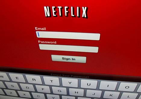 Netflixin tilaajamäärän kasvu hidastui tammi–maaliskuussa.