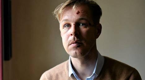 Kirjastovirkailija Wilfred de Bruijn pahoinpideltiin kotinsa lähellä sunnuntain vastaisena yönä Pariisissa.