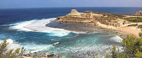 Gozon saari on parinkymmenen minuutin lauttamatkan päässä Maltasta.