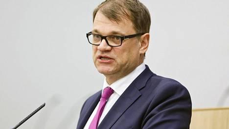 Pääministeri Juha Sipilän (kesk) mukaan valtion omistajayhtiötä pitää kehittää aktiivisemmaksi.