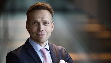 HSTA 20170921 OP:n tuleva pääjohtaja Timo Ritakallio.